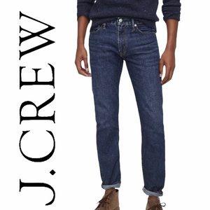 J. Crew- 770 Straight Leg